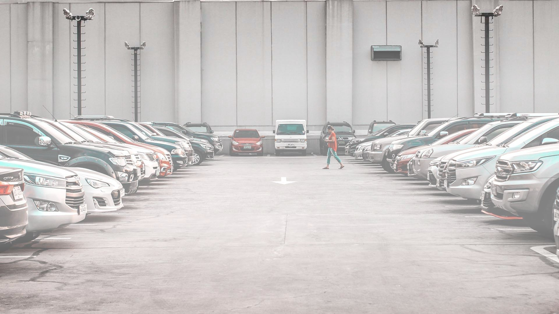 PARKING SOLUTIONS THAT <br>DRIVE VALUE